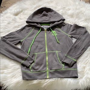 PINK LIMITED EDITION ZIP UP HOODIE